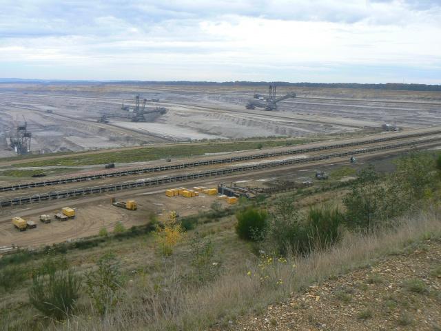 Visite privée de l'une des plus grandes mines du monde 741245P1180445