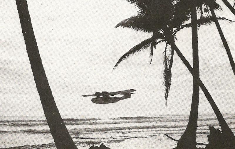 CONSOLIDATED PBY CATALINA  741438CatalinaRAFOcanIndien