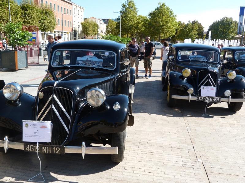 CR : Sortie 13/09/14 pour les 80ans de la Traction Citroen à ALBI (Tarn Retro Auto Club) (pas de MP3) 741502TAV5