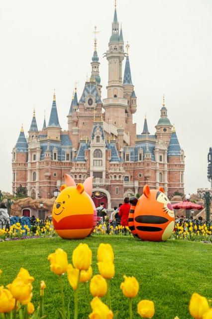 Shanghai Disney Resort en général - le coin des petites infos  - Page 5 742184w453