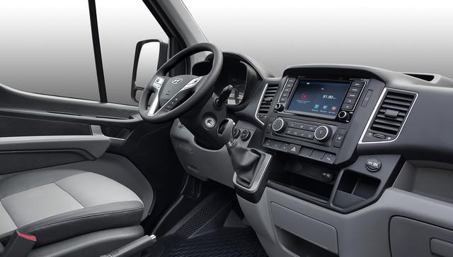 Hyundai Motor dévoile le H350 Fuel Cell Concept au Salon IAA du Véhicule Utilitaire 2016 de Hanovre 743633H350FuelCell05