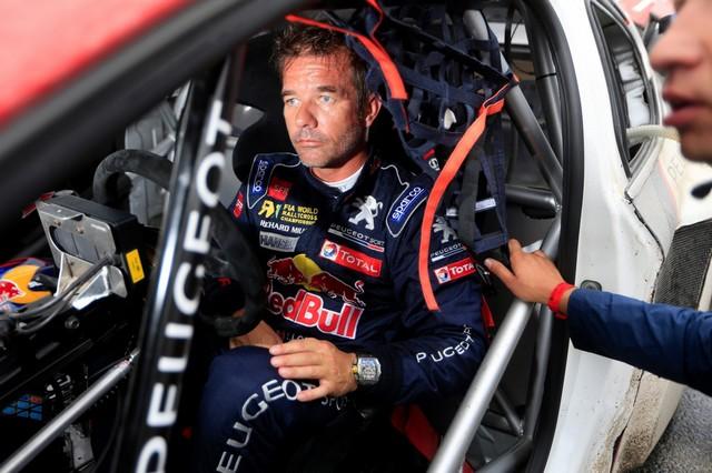 Troisième podium d'affilée pour Sébastien Loeb et la PEUGEOT 208 WRX, au Canada 7452705985e6465d26dzoom