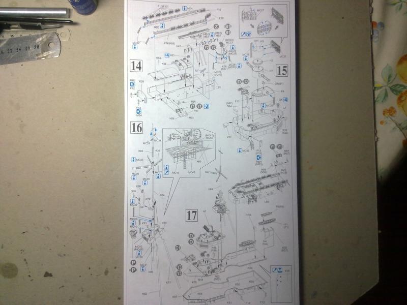 DKM Scharnhorst de  Dragon 1/350° - Page 2 74545315102010830