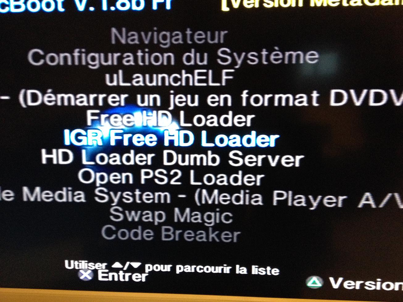 [Vds] Lot PS2 fat HDD/freemcboot (vendu) 745913IMG0816
