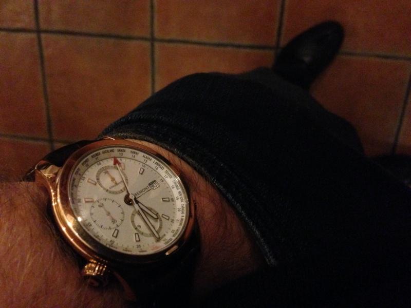 La montre de l'homme du roi ! 74610507