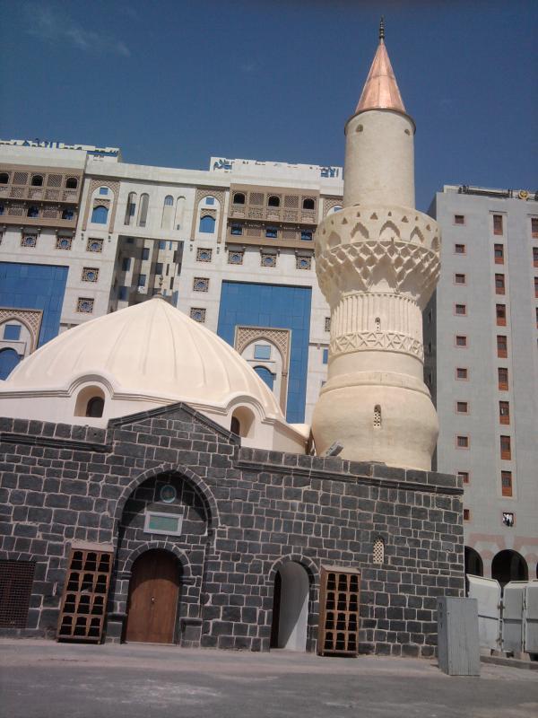 المدينة المنورة : مسجد أبو بكر الصديق 746145Maboubakr1