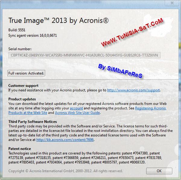 النسخ الإحتياطي Acronis True Image Home 2013 + الشرح الكامل 7465717329