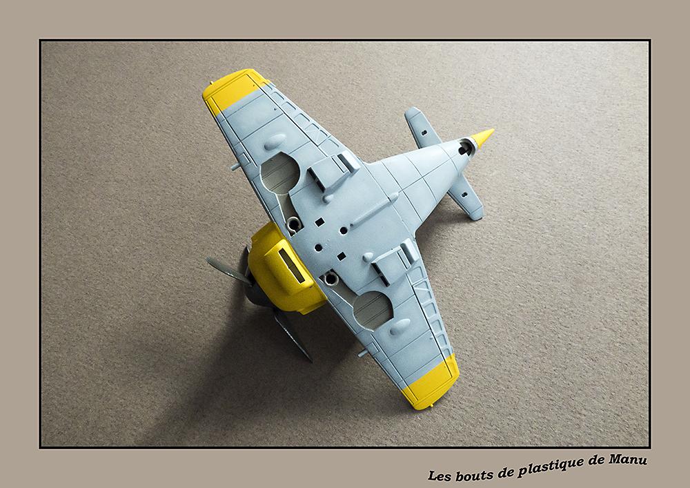 tiger - Bf 109 Tiger Model egg plane-FINI ! - Page 2 7469307240