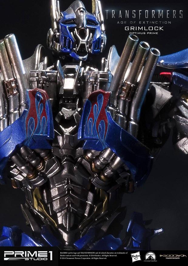 Statues des Films Transformers (articulé, non transformable) ― Par Prime1Studio, M3 Studio, Concept Zone, Super Fans Group, Soap Studio, Soldier Story Toys, etc - Page 2 747471Prime1StudioMMTFM05GrimlockOptimusPrimeStatue161410887635