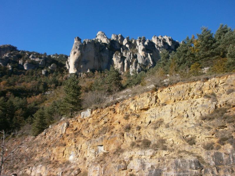 Les Gorges du Tarn en décembre. - Page 7 748684PC070024