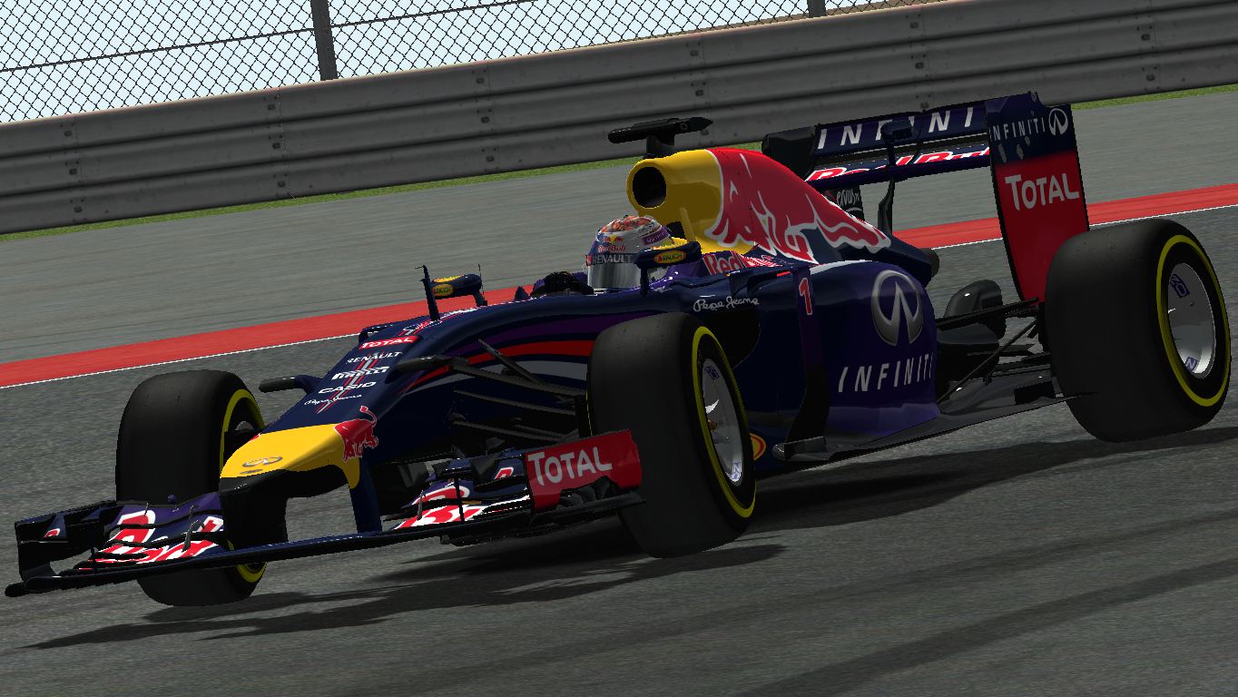 [W.I.P]F1 2014 Codemasters by Patrick34 749045rFactor2014102820043009