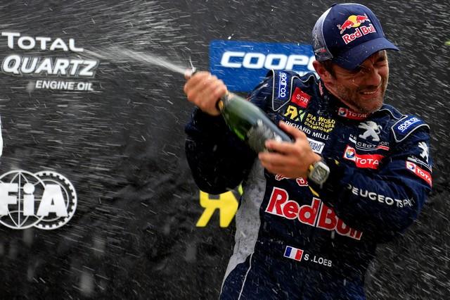 Troisième podium d'affilée pour Sébastien Loeb et la PEUGEOT 208 WRX, au Canada 7491955987883e6b136zoom