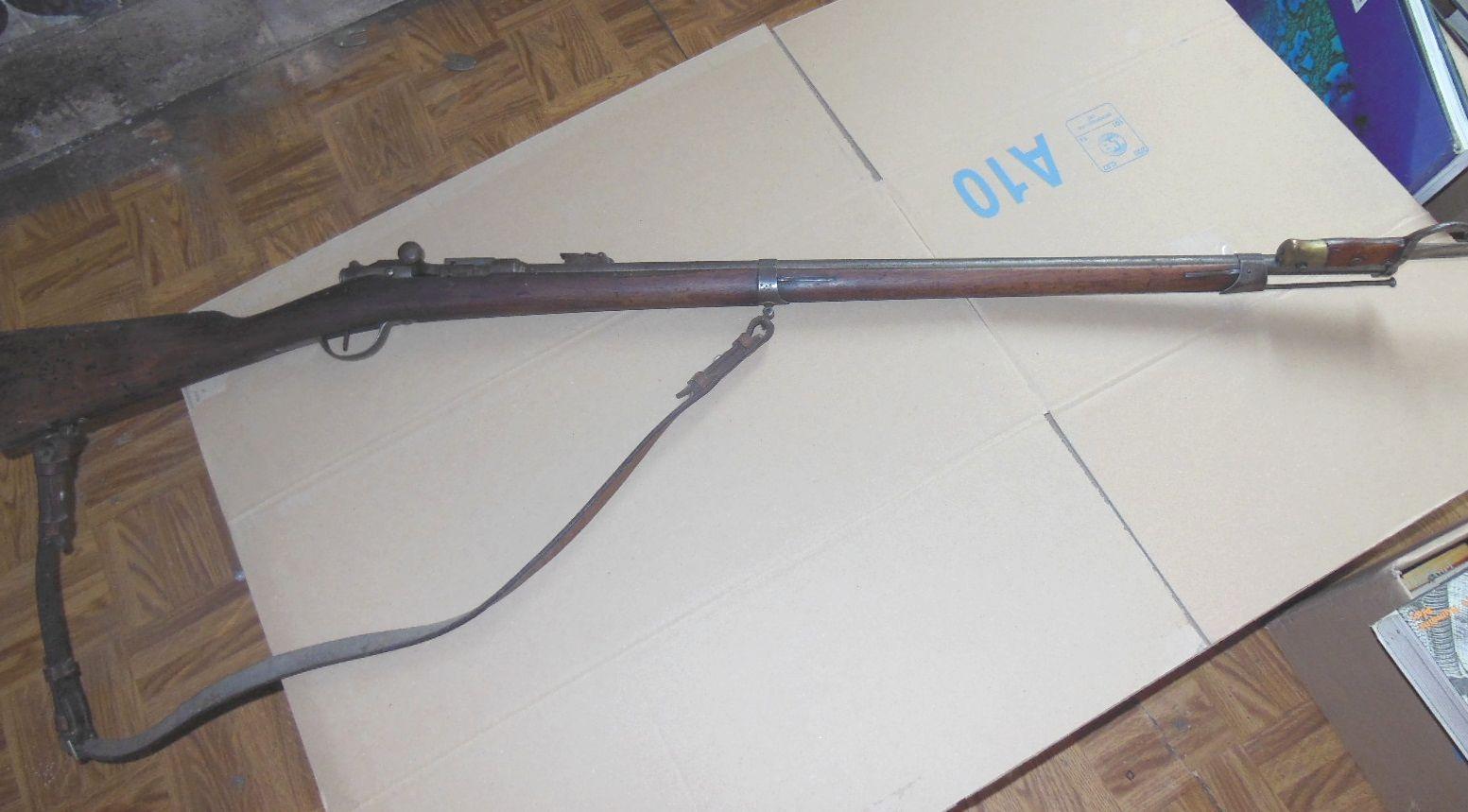 fusil français 751372fusil