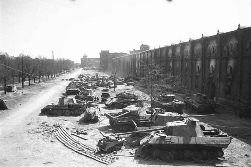 Images de tanks étranges de la première guerre mondiale  751665berlin20