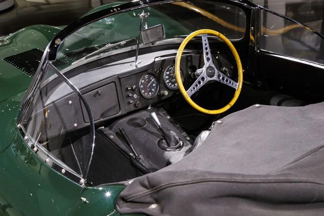 La « Nouvelle Jaguar XKSS D'origine » Dévoilée À Los Angeles  751806xksspetersenmuseum008