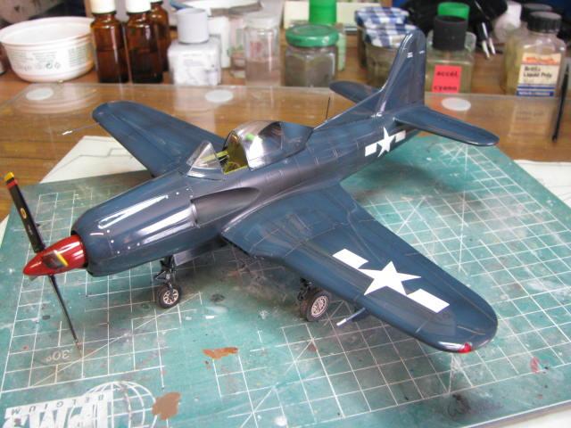 Ryan XF2R-1 Dark Shark Czech Model 1/48.....Terminé! - Page 4 752184IMG1330