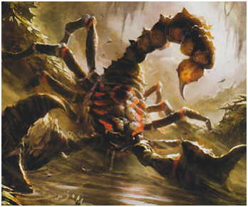 Les Créatures Terrestres. 752426Scorpiongant