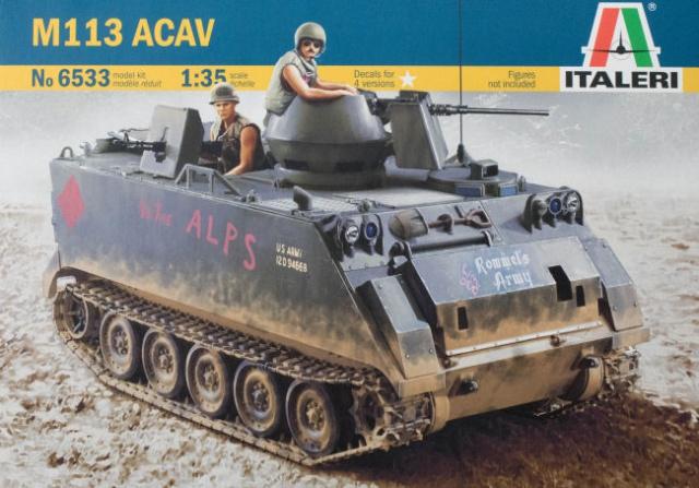 Cherche planche décals M113 ACAV Italeri 1/35 752468it6533title
