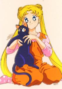 Sailor Moon 752805SerenaSailorMoon
