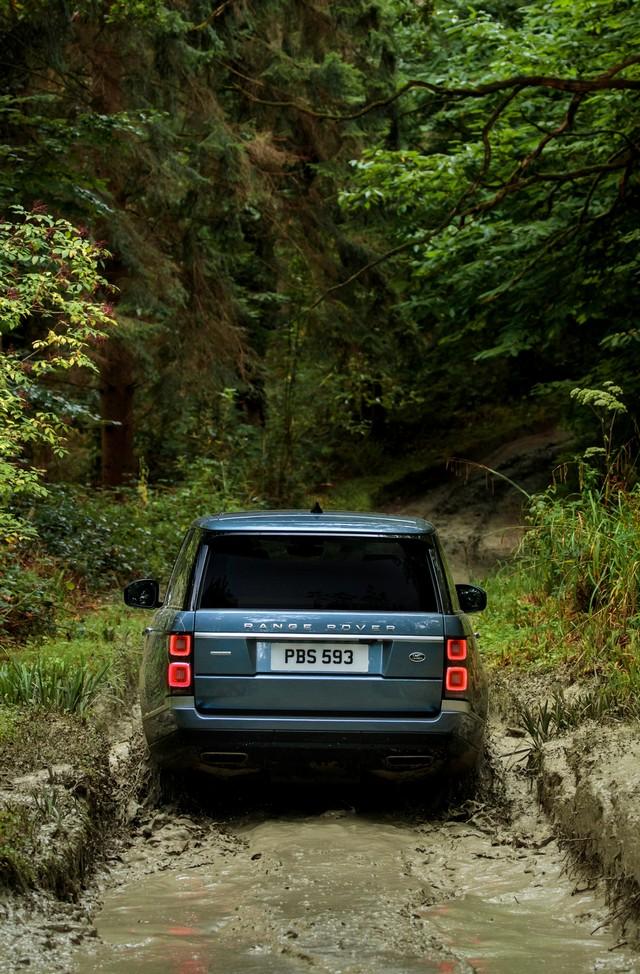 Le Nouveau Range Rover intègre dans sa gamme une motorisation essence hybride rechargeable 752829rr18myallterrain10101706