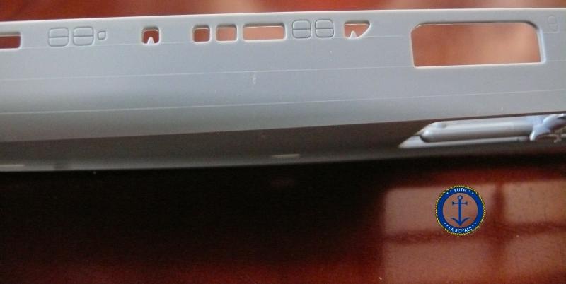 JMSDF LST Osumi 1/700 (Tamyia) 753269P1080417