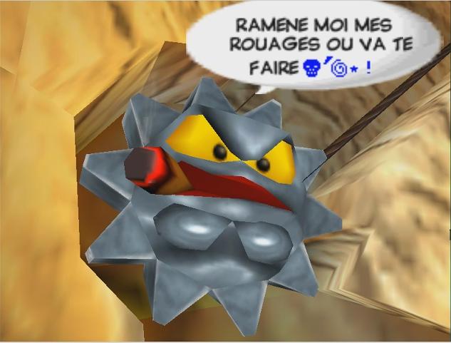 [N64] Conker's Bad Fur Day : traduction FR 753402Conker5