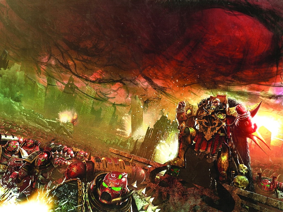 Horus Heresy Wallpapers 756088talesofheresy