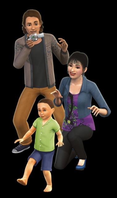 Les Sims™ 3 : Générations - Page 2 757841family