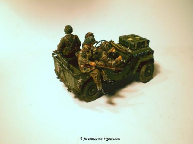 jeep indochine - 6 pdr ,jeep ,équipage airborne Bronco 1/35 (sur la route de Ouistreham) 759687IMGP0013