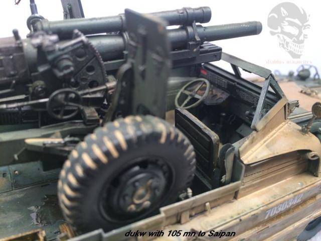 Duck gmc,avec canon de 105mn,a Saipan - Page 3 762031IMG4496