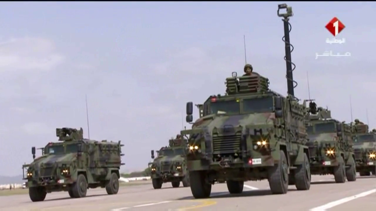 Armée Tunisienne / Tunisian Armed Forces / القوات المسلحة التونسية - Page 11 763601vlcsnap2017063019h01m11s067