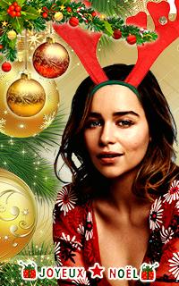 Emilia Clarke avatars 200x320 pixels - Page 2 763666tara