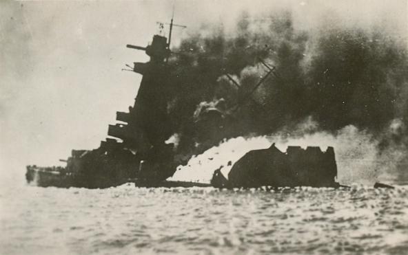 LFC : 16 Juin 1940, un autre destin pour la France (Inspiré de la FTL) 764230merselkebirjuillet1940pasdinfopourcettephoto