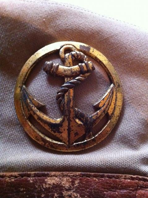 Béret kaki-clair coloniale régimenté 16éme RIC 764313IMG0872