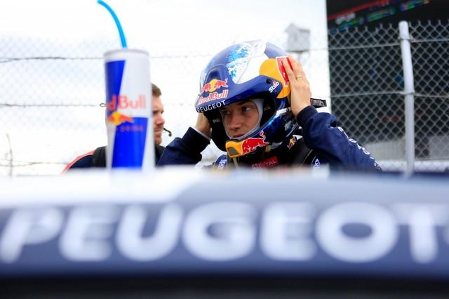 Troisième podium d'affilée pour Sébastien Loeb et la PEUGEOT 208 WRX, au Canada 76516259876298ceb85zoom