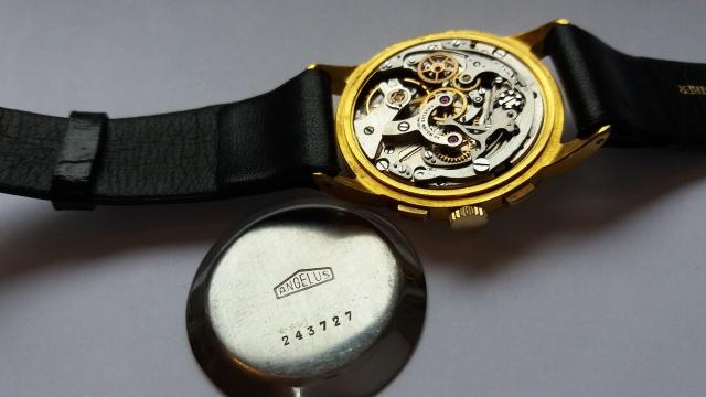 Breitling - La Vintage du jour - Tome V - Page 22 76557120161109120214