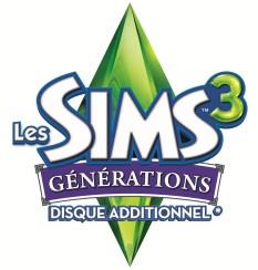 Les Sims™ 3 : Générations 765615logo