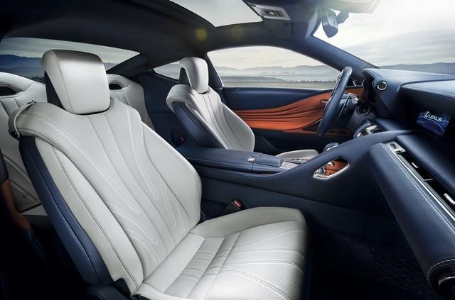 Lexus Dévoile Les Tarifs Du Nouveau Coupé LC 766320lc500hstu02dh2016