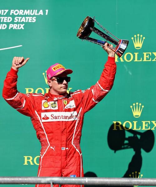 F1 GP des États-Unis 2017 : victoire Lewis Hamilton, titre constructeur pour Mercedes 766340865154874