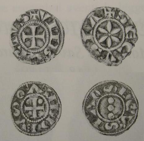 petit denier sécusain de Humbert III 766445umb