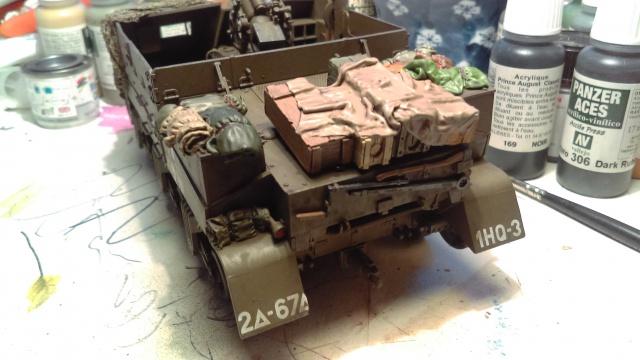 M7 PRIEST Italeri et M8 Howitzer Tamiya 1/35 - Page 9 766829M7PRIEST17