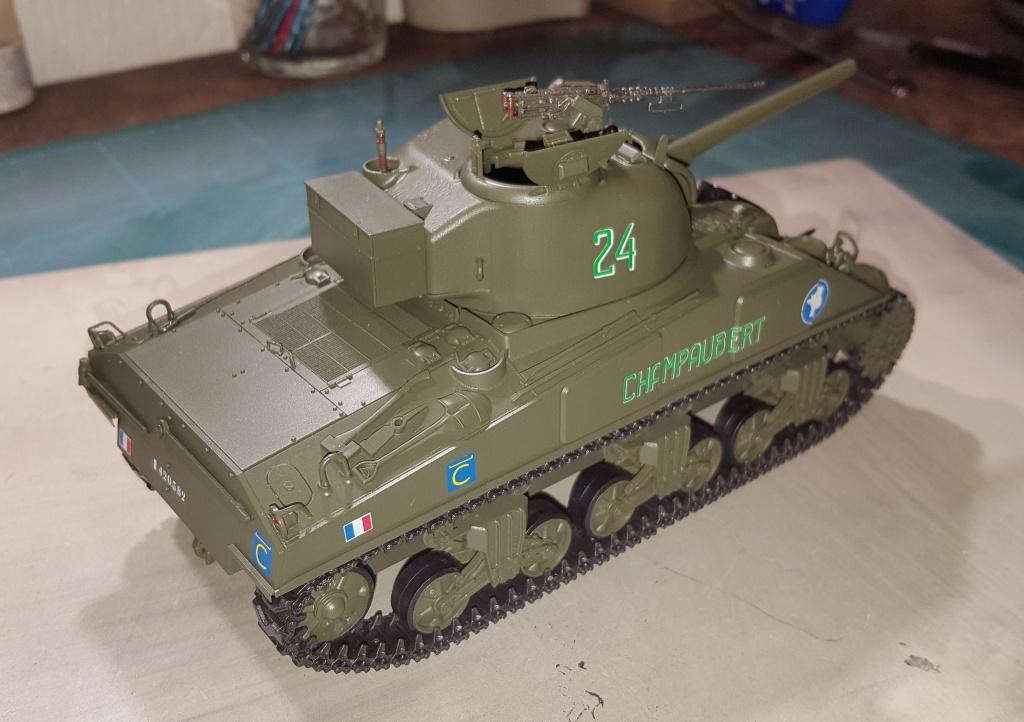 Sherman 1/35ème  Asuka models 76820720170312232808