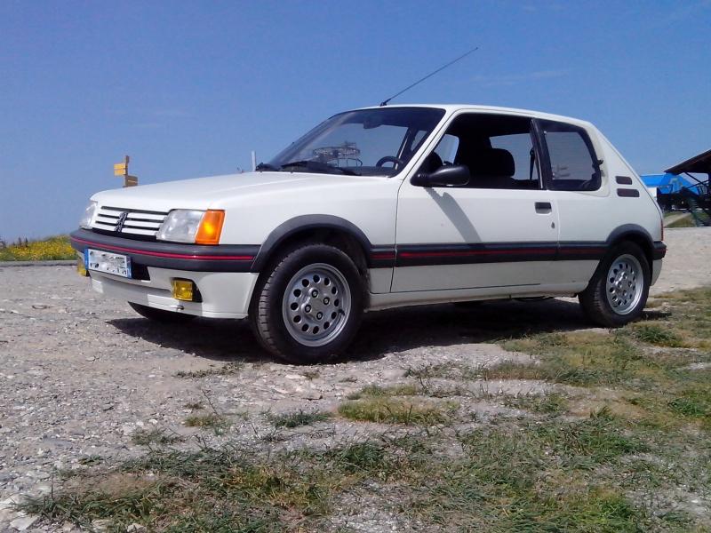 [ducatis4r]  205 GTI 1L6 - 1600 - BLANC MEIJE - 1988 - Page 38 768329IMG20150704160026