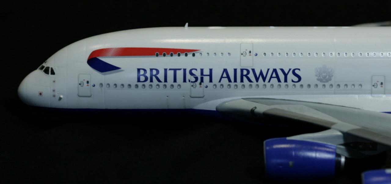 A380-800 British Airways Revell.1/144° 769202MG0755