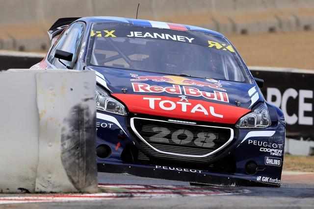 Rallycross - 8ème podium pour la PEUGEOT 208 WRX en WorldRX / Kevin Hansen Champion d'Europe ! 77022757de5355c3330
