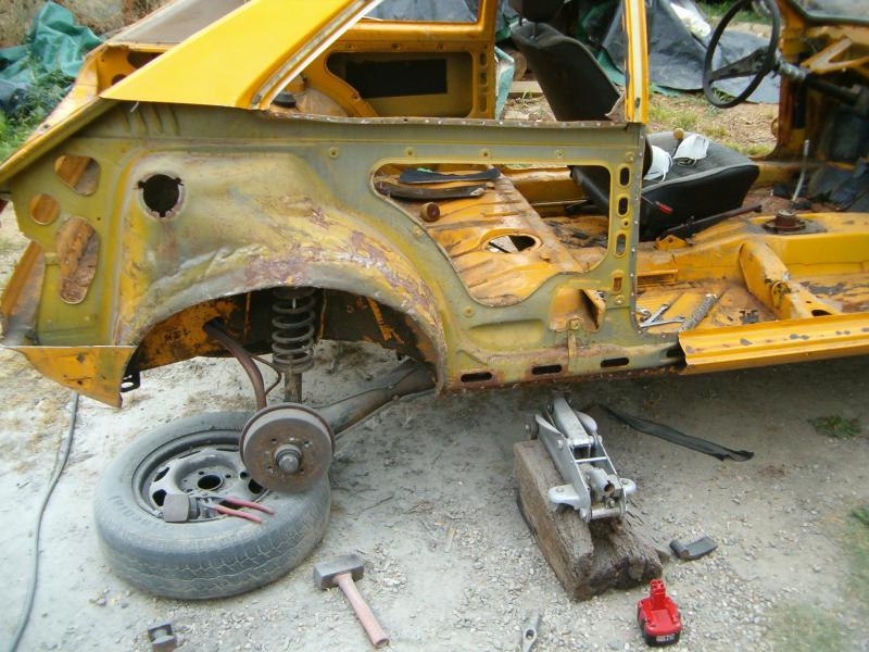 ''Scirocco 1977 Diesel a BIDOCHE '' - Page 3 770407HPIM4273