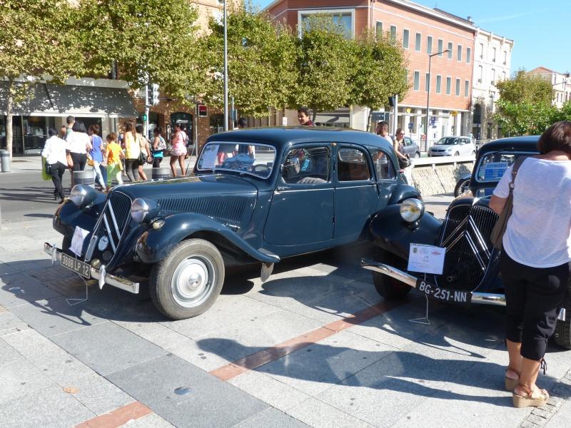 CR : Sortie 13/09/14 pour les 80ans de la Traction Citroen à ALBI (Tarn Retro Auto Club) (pas de MP3) 771297TAV9