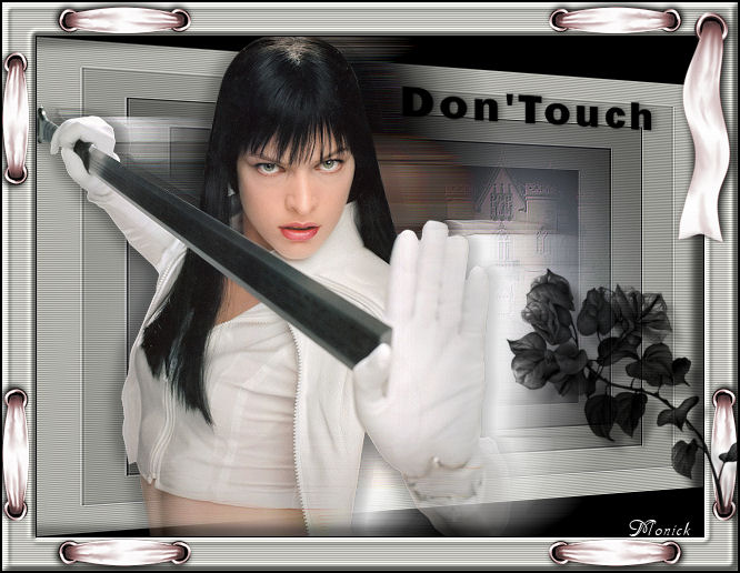 Don't Touch(Psp) 771618touch