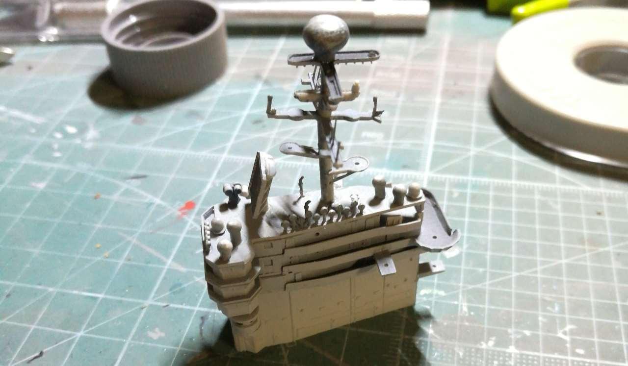 USS Theodore ROOSEVELT CVN-71 [Trumpeter 1/700] - Page 4 773176cvn7153