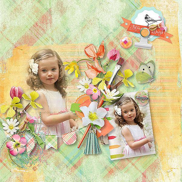 Véro - MAJ 02/03/17 - Spring has sprung ...  - $1 per pack  - Page 10 773206Helga